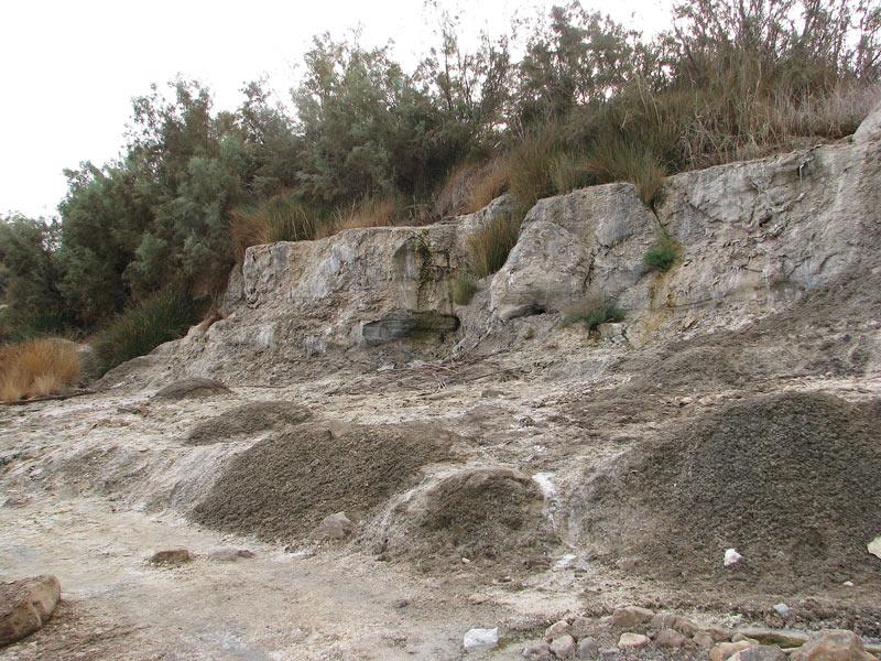 Израиль мертвое море октябрь 2010г